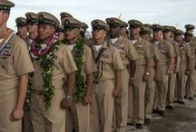 Congratulations New Chief Petty Officers!