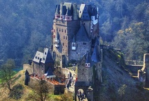 Castles of all kinds / Fairytale etc / by Karyn Plaud-Rosy
