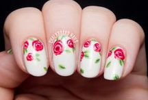 Floral Nail Art / by Chalkboard Nails