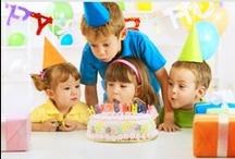 Kids Birthdays / by Susan Johnson