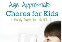 Kids Chores / by Susan Johnson