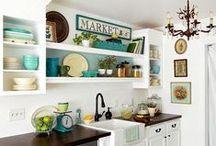 Kitchen Inspiration / Kitchens   Kitchen Decor   Beautiful Kitchens   Kitchen Renovations