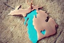 I Love Michigan / by Susan Johnson