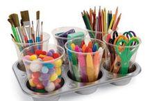 Kids Arts & Crafts / by Susan Johnson