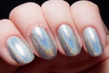 Holographic Polish / by Chalkboard Nails