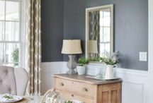 Dining Rooms / Dining Rooms   Eat In Kitchens   Breakfast Area   Tablescapes