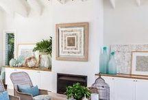 Home Decor Inspiration / Home Decor   Coastal Decor   DIY decorating   Home Tours   Easy Decorating
