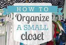 Organize / by Maggie Mclaughlin Yannes