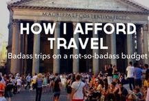 Travel / Travel tips and tricks and ideas! Combined with some travel inspiration for your next vacation!