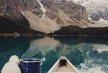 pretty places / wanderlust