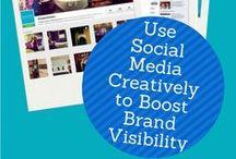 Social Media Tips and Tricks / A lovely collection of Tips and Tricks on how to use #SocialMedia to its fullest in promoting your blog, website or business! #Facebook #Pinterest #Twitter #Instagram #Google+
