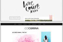 Blog and Website Design