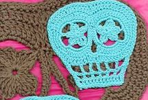 Crochet & quilts / crocheting and quilting