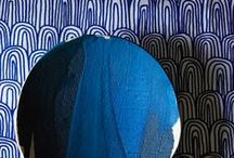 Color Library: Calypso Blue - Botanical Color (Color of the year 2015!!) / We're proud to welcome the Robert Allen Interior Design Color of the Year, Calypso Blue, into our color library. This highly adaptive, full-bodied hue evokes the inky shades of hand-blocked batik prints found in distant markets. It effortlessly transitions from high fashion to timeless classic with a quick pattern change, such as a modern, oversized floral or a crisply tailored stripe upholstery fabric. The Color of the Year was selected by a panel of over 1500 interior designers.