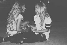 Best Friends / Catherine + Kass / by Kassandre Allen