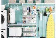 Laundry Room - Organizing