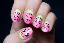 Summer Nails / A collection of cute summer nail art from chalkboardnails.com! / by Chalkboard Nails