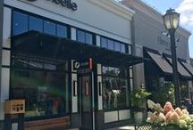 oiselle store | seattle / The Oiselle Flagship Store opened July 2015 in Seattle's University Village. Come see us if you're in town! http://www.oiselle.com/seattle-store