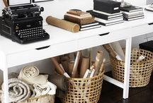 office + work spaces / WORK SPACES / HOME DESK / WORK FROM HOME / STAY AT HOME / PRODUCTIVITY / BLOGGER / BLOGGER WORKSPACES