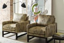 Robert Allen Contract: Luxe Natural / This collection by Robert Allen Contract is inspired by the maker movement, a trend that embraces the artisanal craftsmanship found in hammered metals, ceramic surfaces and handmade textiles. This confident assortment of upholstery fabrics expresses a desire to be connected to the natural world as a counter trend to the digital revolution.