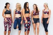mix. don't match. / Different, daring, designed to combine. Our prints are like us - better together.