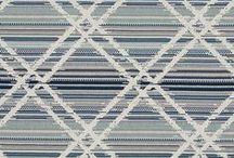 Color Library: Denim - Nomadic Color / The Robert Allen 2017 Interior Design Color of the Year!  An ode to ancient dyeing techniques and life on the prairie, our faded blues are directly influenced by denim fabrics made using the natural color extracted from indigo plants. Javanese batiks and Japanese Shibori textiles all rely on this universal dye that adds timeless color to any room.