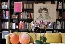 Bookshelves / by High Fashion Home
