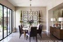 Dining Rooms / by High Fashion Home