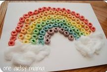 Kid-Related Crafts & Activities / by Tracy McMechan