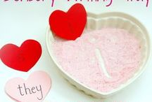Valentine's Day Ideas for Kids / Valentine's Day Crafts, Art and Activities for kids