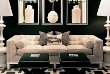 Black & White / by High Fashion Home