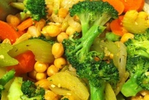 Dr. V's Delectable Dishes / If you are searching for really healthy but savory dishes, look no further. These recipes are healing for both body and soul.