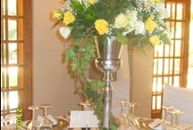 Centrepieces for any event / From simple to amazing