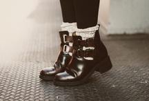 shoes / by Noel Hoffmann