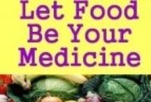 #1 Let Food Be your Medicine