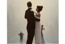 Jack Vettriano / I love some of his paintings