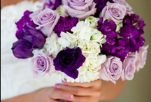 Bouquets / For bride and maids, corsages for mothers, etc