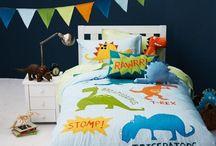 Boys Room - Dinosaur Themed