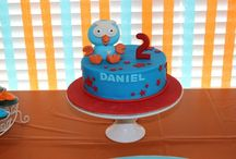 Kids Party - Giggle & Hoot Theme