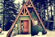 Dream Cabin / Ideal cabins, retreats and tiny houses.