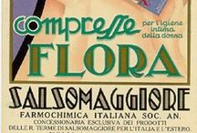 Vintage Typography / A collection of fantastic vintage typography.