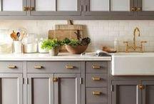Kitchen Details / by Cassidy Montgomery