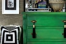 Small Spots / Small spaces with outstanding style and design!!  / by High Fashion Home