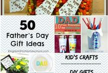 Father's Day ideas for the kids