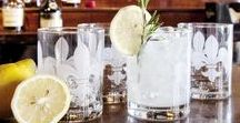 Cocktails / New Orleans is known for its cocktails and we are constantly inspired by the latest trends within this industry. Sit back, relax and pour yourself one of these amazing recipes into any one of our Mf. glasses. Cheers!