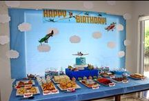 Kids Party - Disney Planes themed