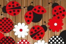 Kids party - Ladybug Themed