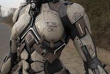 SF(装備、被服) / cg-geeks.com