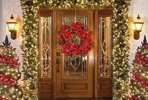 Wreaths and Entryways