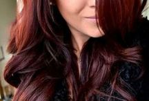 Hairstyles/Colors / by Stephanie Garrido